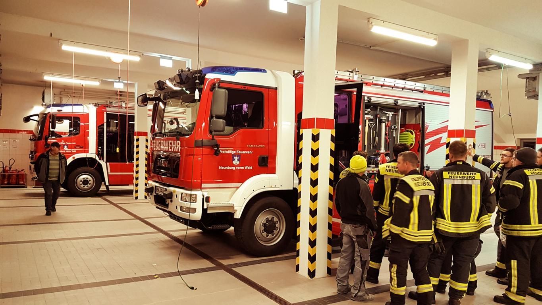 Feuerwehr Neunburg