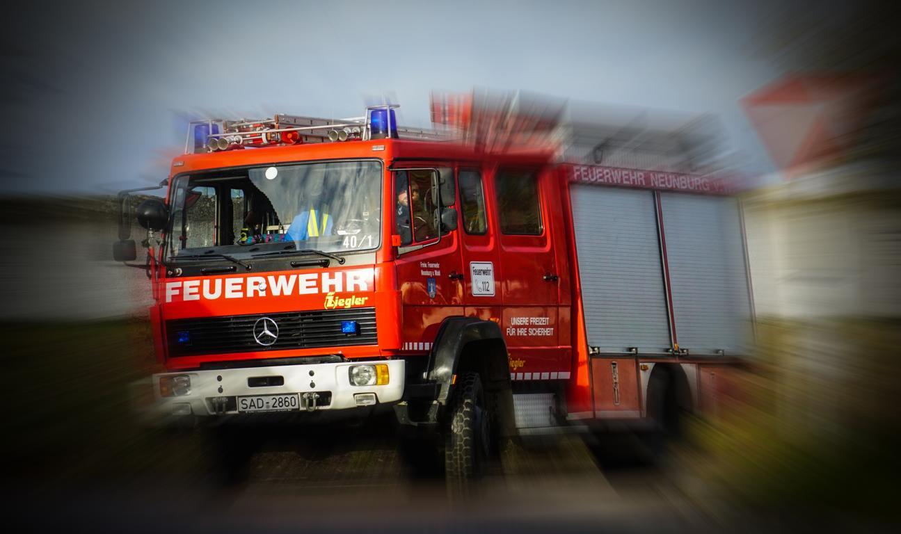 Feuerwehr Neunburg Vorm Wald